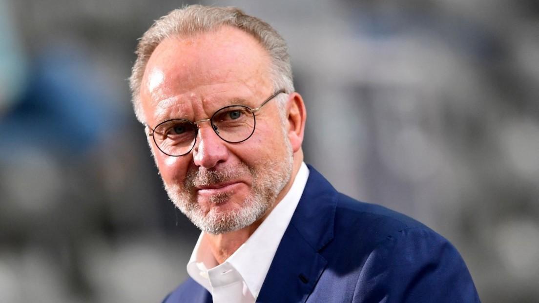 FC Bayern München: Rummenigge hört schon Ende Juni als Vorstandsvorsitzender auf