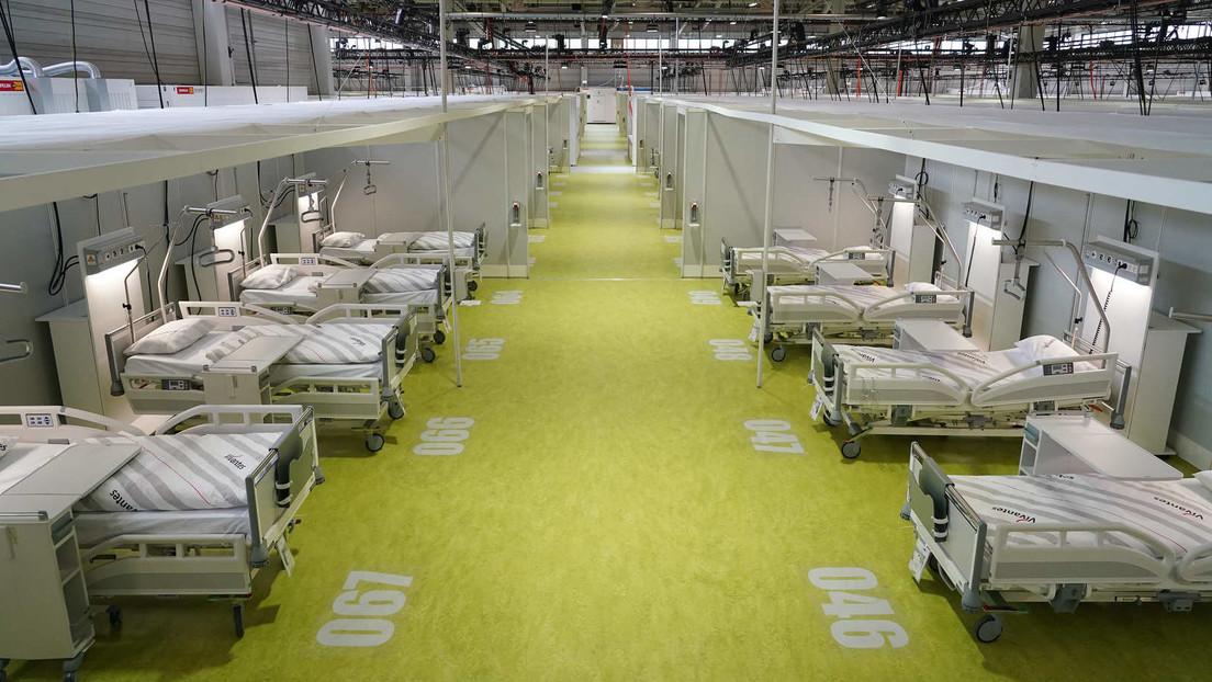 Berliner Corona-Krankenhaus wird geschlossen – mangels Patienten