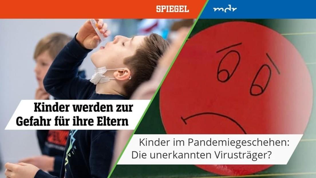 """""""Kinder als Pandemie-Treiber""""? – Ein seit Monaten in den deutschen Medien kultiviertes Narrativ"""