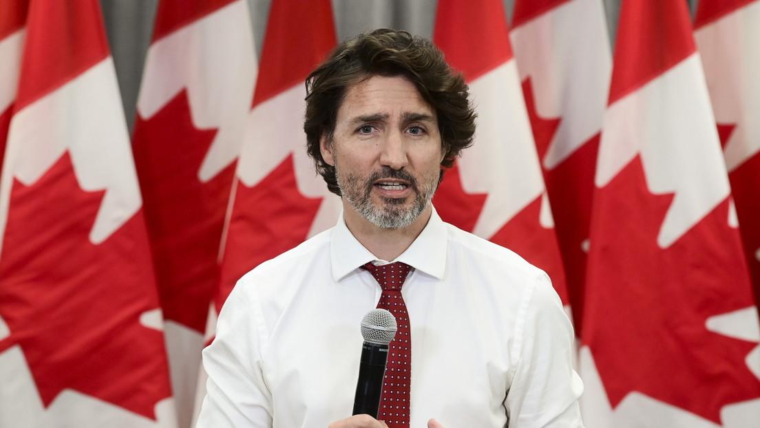 Trudeau zeigt sich über Massengrab indigener Kinder bestürzt und verspricht Opfern Unterstützung