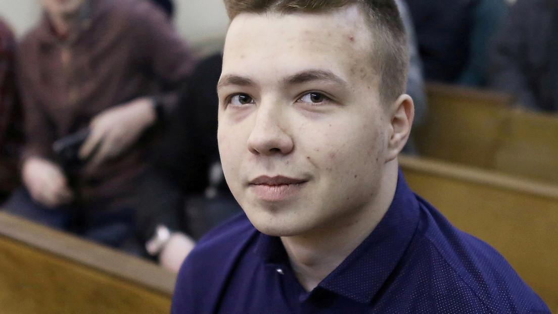 Lugansker Volksrepublik fordert von Weißrussland die Auslieferung Protassewitschs