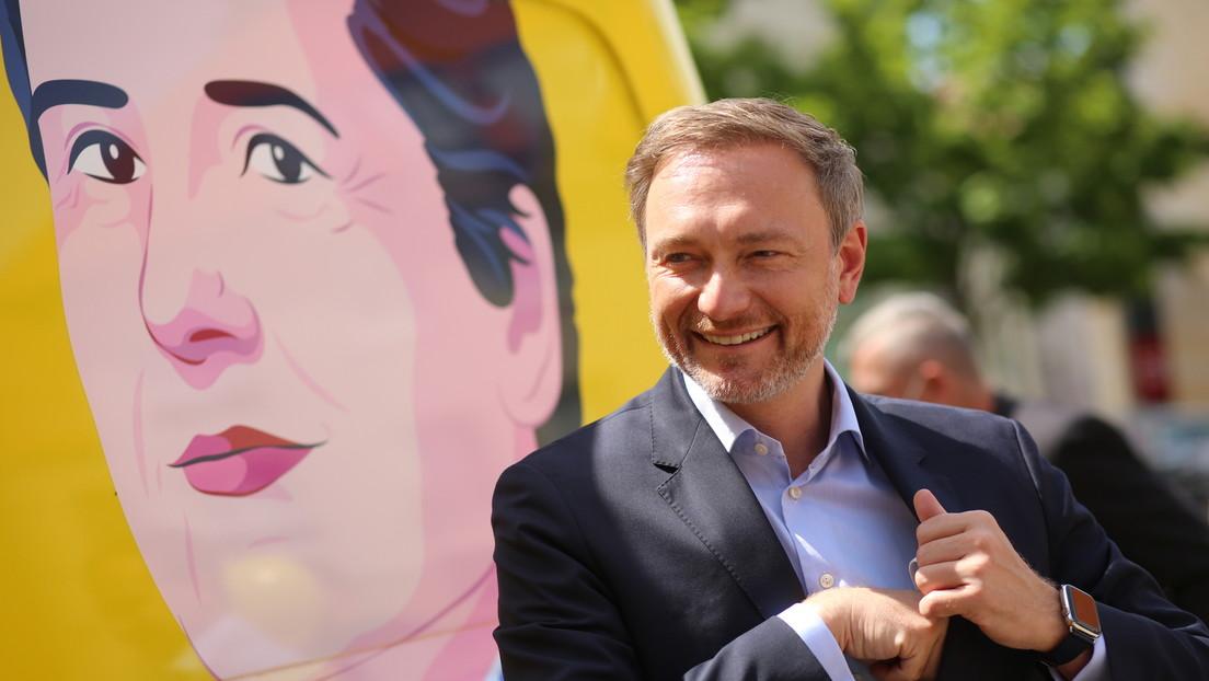 Bundestagswahl 2021: Umfrage sieht FDP mit SPD gleichauf