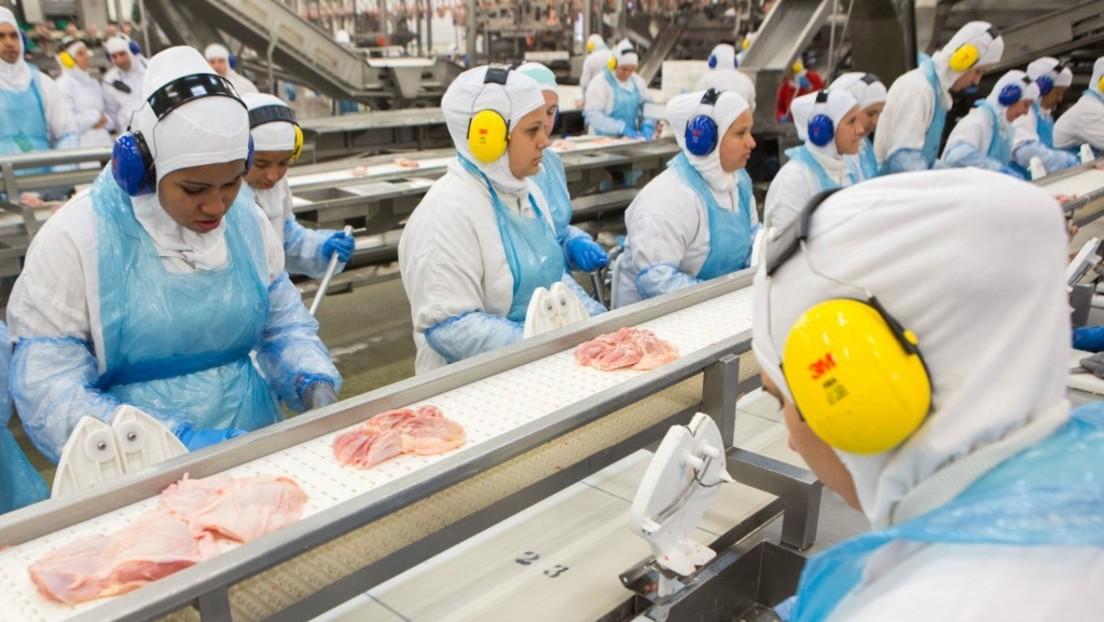 Hacker legen Produktion bei weltgrößtem Fleischkonzern lahm