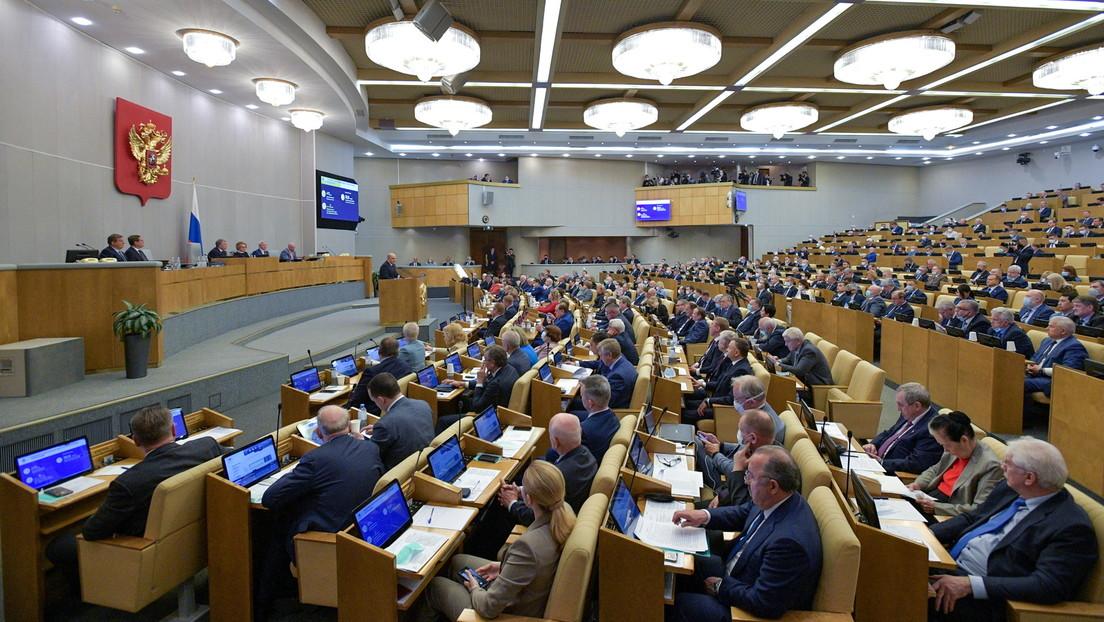 Staatsduma verabschiedet Gesetzentwurf über Aktivitäten ausländischer IT-Konzerne in Russland