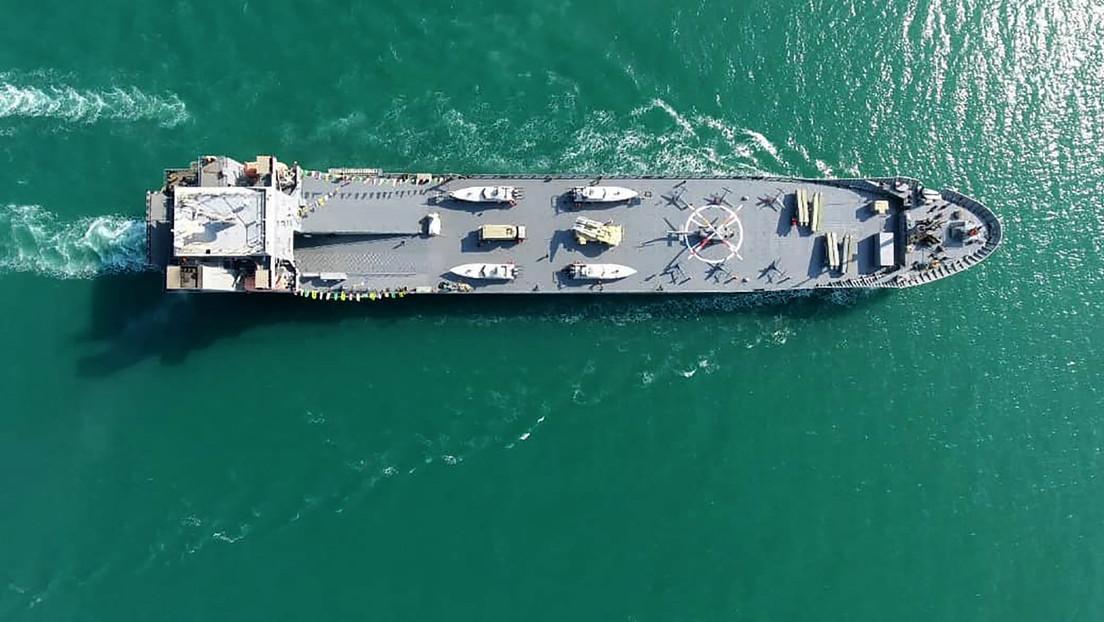 """""""Hinterhof der USA"""" in Lateinamerika: Iran schickt Kriegsschiffe nach Venezuela"""