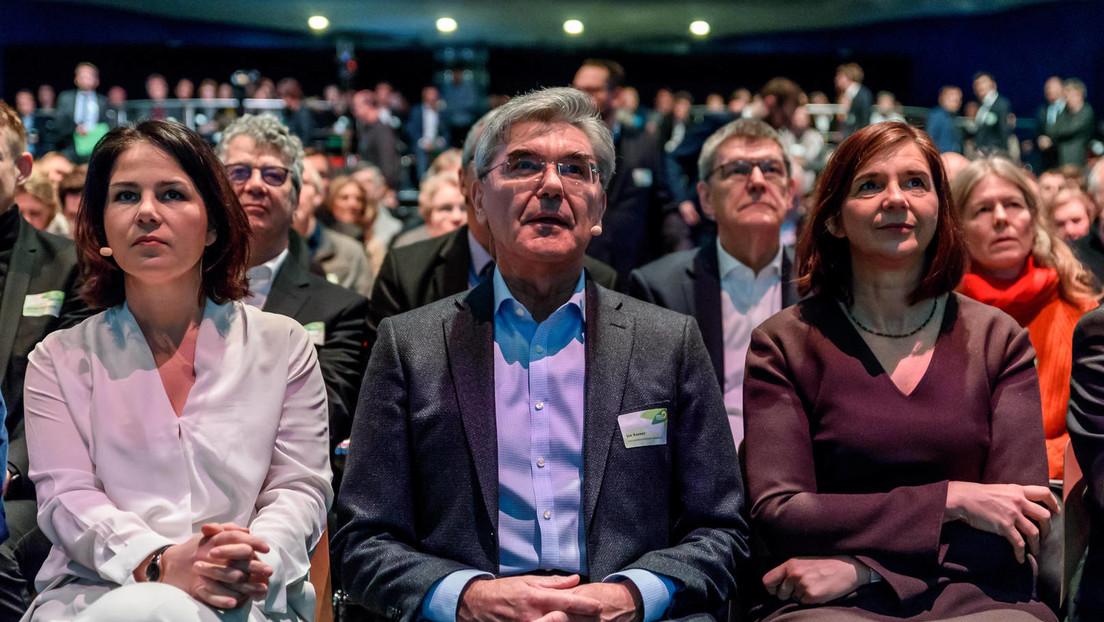 """""""Erinnert mich an Angela Merkel"""": Ehemaliger Siemens-Chef Kaeser wirbt für Baerbock als Kanzlerin"""