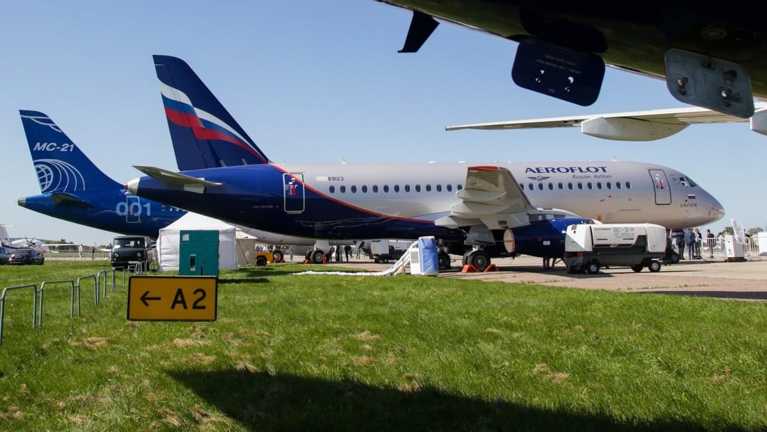 Streit um Weißrussland: Deutschland streicht russischen Airlines mehrere Flüge