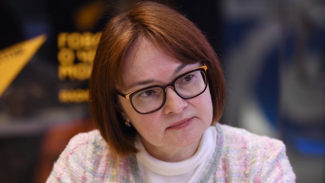 Russische Zentralbank: US-Sanktionen sind anhaltendes Risiko, aber Nationalreserven halten alles aus