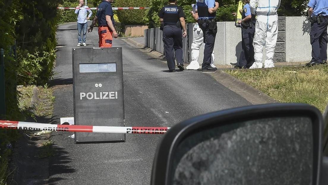 Tödliche Schießerei in Celle: Mann erschießt eine Frau und begeht dann Selbstmord