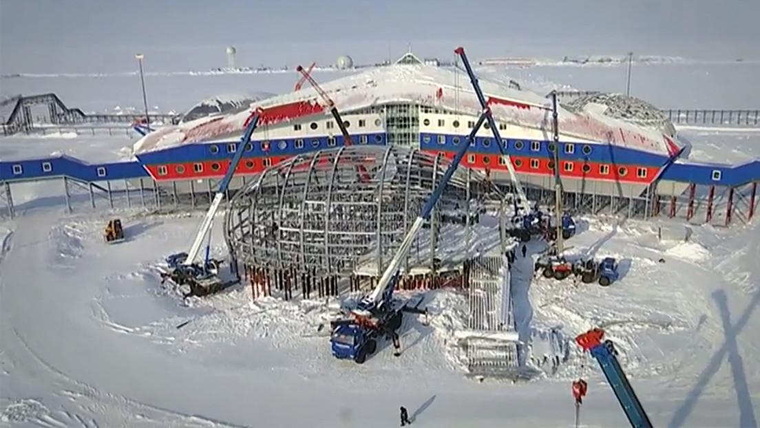 """Sergei Lawrow: """"Wohlstand der Arktis nur durch Zusammenarbeit gewährleistet"""" (VIDEO)"""