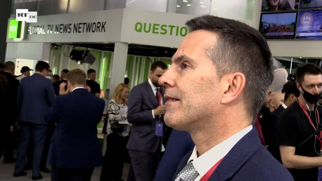 Internationales Wirtschaftsforum in St. Petersburg: Top-Manager beeindruckt von Finanzplatz Moskau