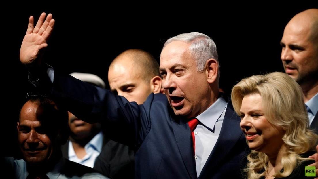 """Netanjahu mobilisiert gegen """"gefährliche linke Regierung"""""""