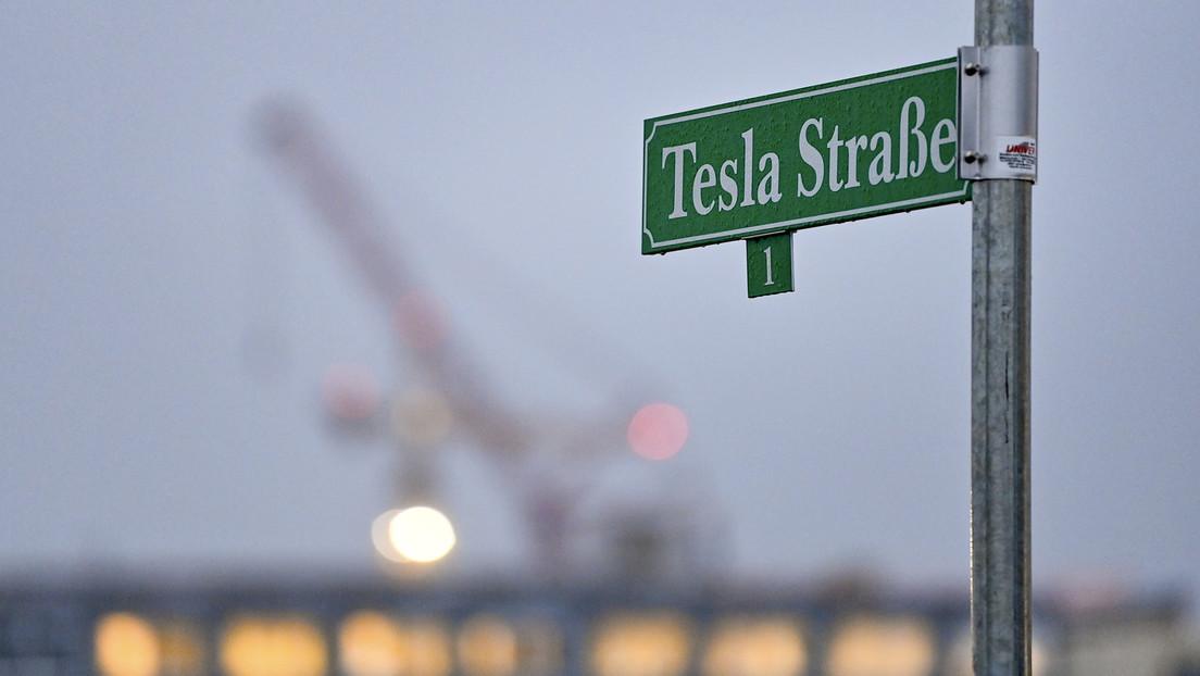 Nun doch: Tesla beantragt Genehmigung für Batterieproduktion in Grünheide