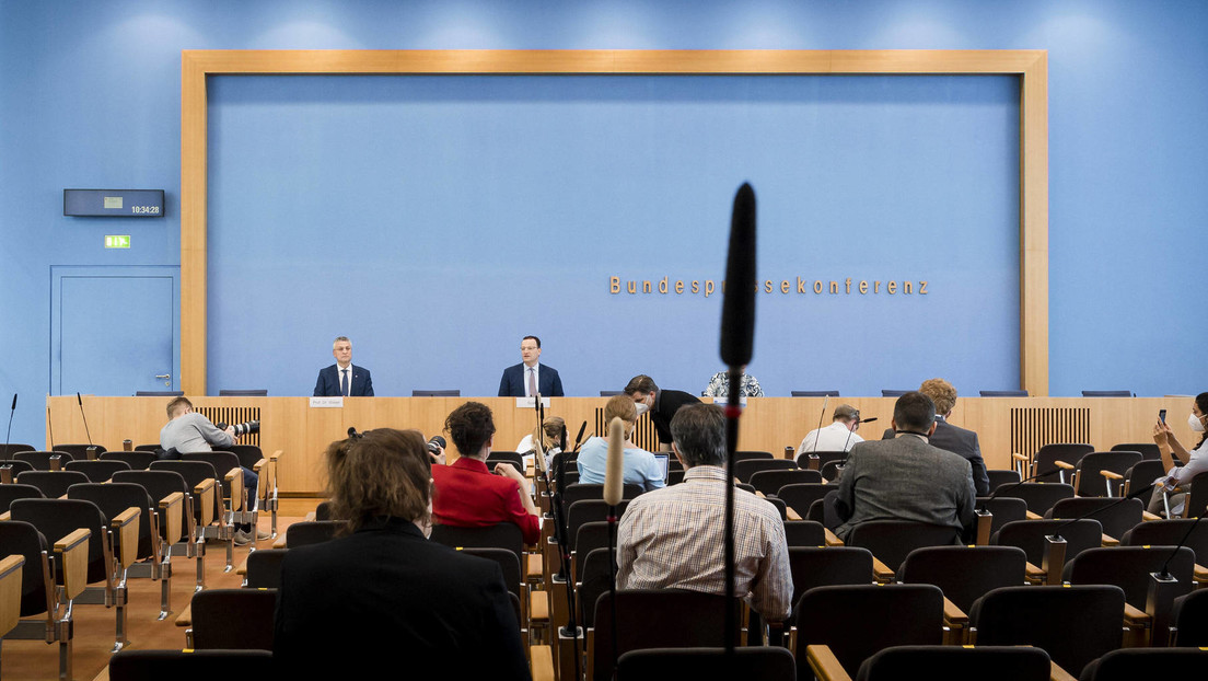 LIVE: Bundespressekonferenz am 4. Juni zu aktuellen Themen