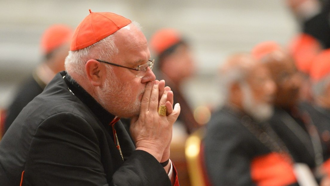"""Katholische Kirche an """"totem Punkt"""" – Kardinal Marx bietet Papst überraschend seinen Rücktritt an"""