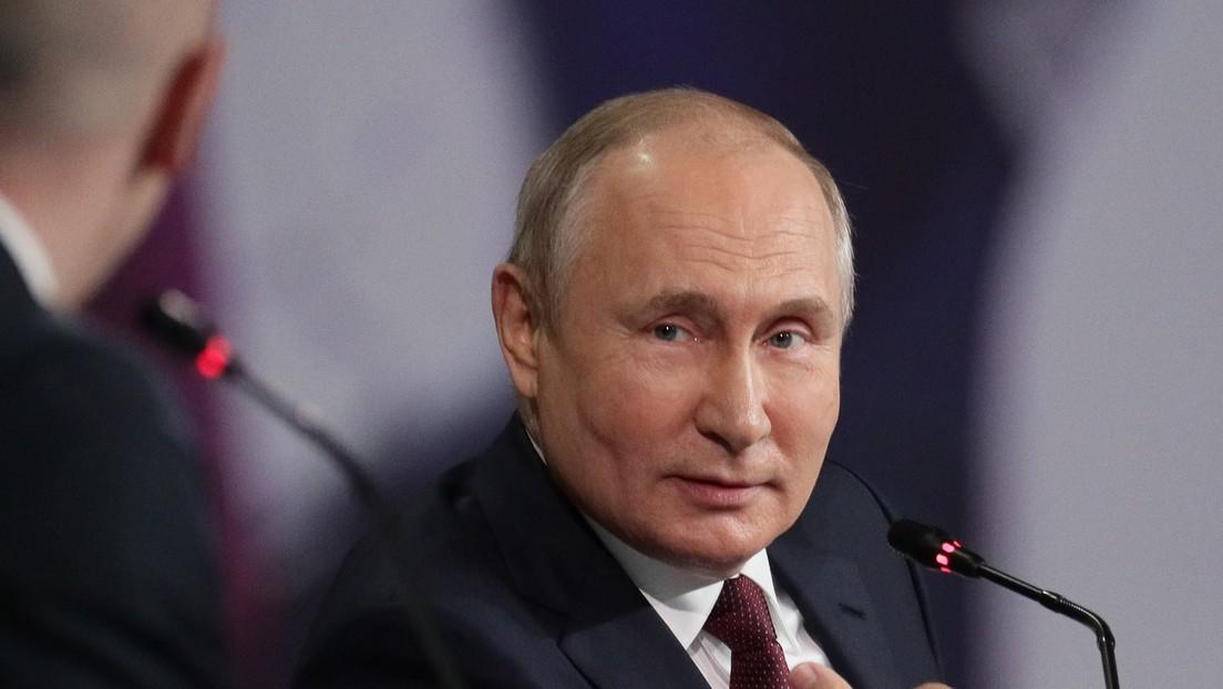 Putin: Sollten Präsidentengipfel zur Suche nach Wegen der Verbesserung der Beziehungen nutzen