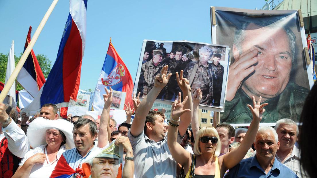 """""""Schlächter vom Balkan"""": UN-Tribunal entscheidet über Berufung von Ratko Mladić"""