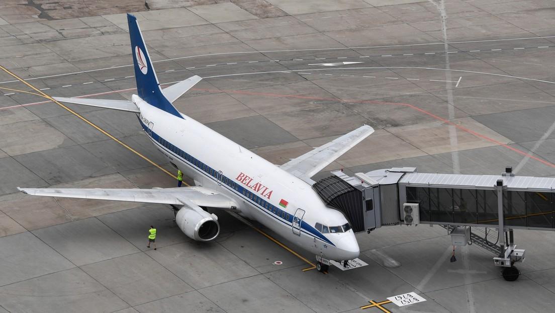 EU schließt Luftraum für weißrussische Fluggesellschaften