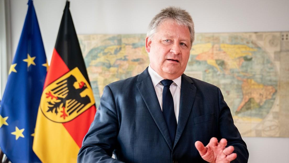 """Deutsche Geheimdienstchefs: Russland mit einer """"ganzen Anzahl von Agenten"""" im Umfeld von Politikern"""