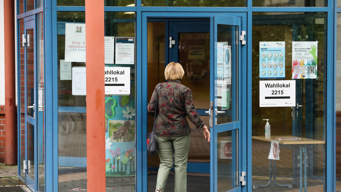 Sachsen-Anhalt: Wahlbeteiligung bislang noch geringer als 2016