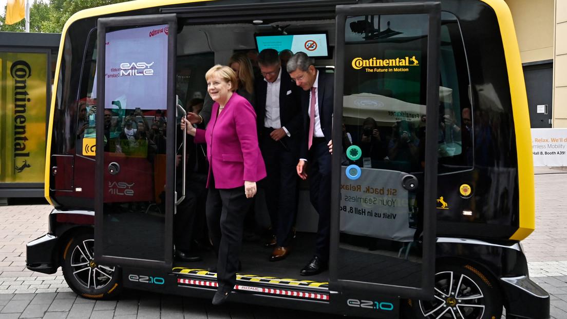 Ab Herbst im normalen Straßenverkehr: Busse ohne Fahrer in Leipzig