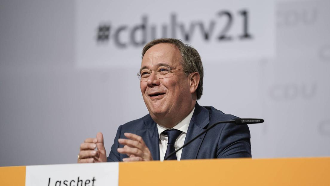 CDU-Politiker sehen Wahlausgang in Sachsen-Anhalt als klare Bestätigung für Laschet