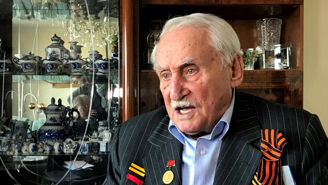 Letzter Auschwitz-Befreier stirbt im Alter von 98 Jahren