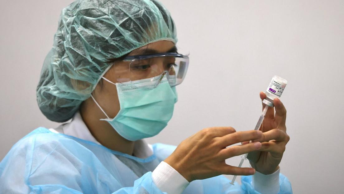 Taiwan lehnt Hilfe aus Peking ab: Washington schickt 750.000 COVID-19-Impfdosen