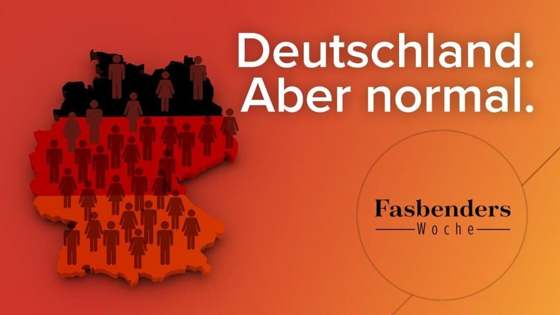 Fasbenders Woche: Deutschland. Aber normal.