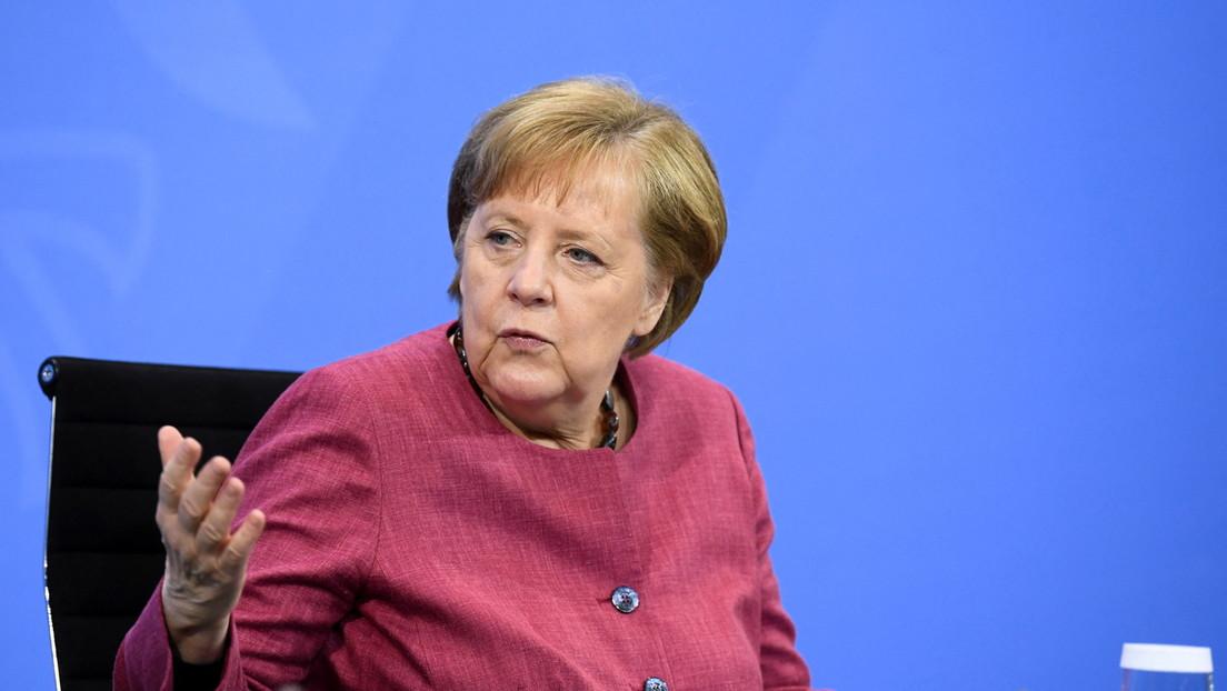 LIVE: Merkel spricht auf Jahreskonferenz des Rates für Nachhaltige Entwicklung