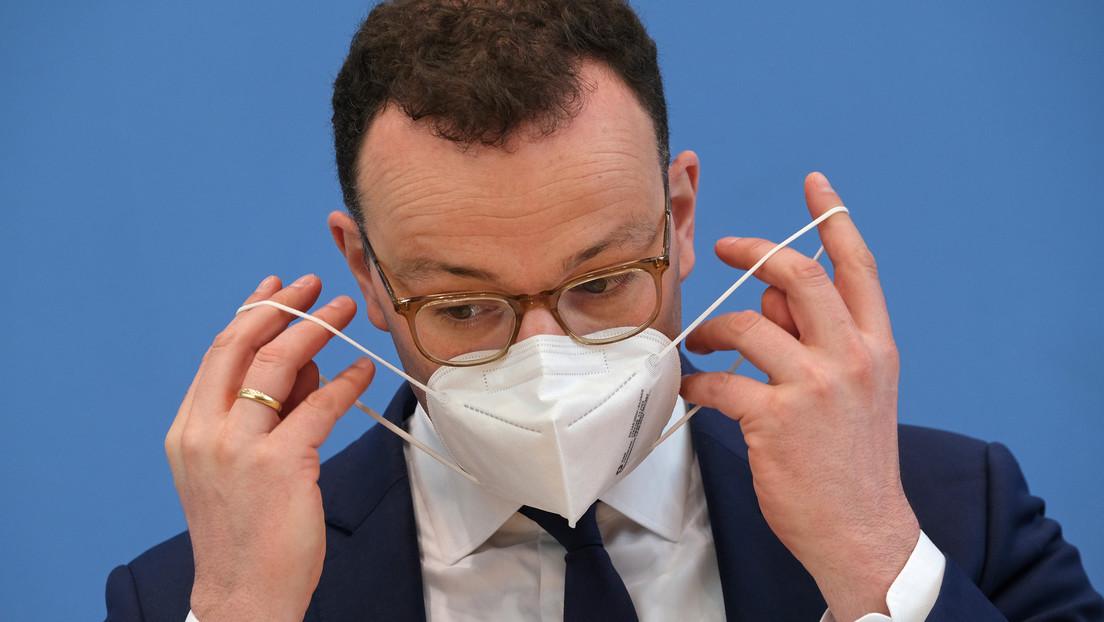 """""""Eine Fehlentscheidung"""": Deutscher Hygiene-Spezialist fordert Aufhebung der FFP2-Maskenpflicht"""
