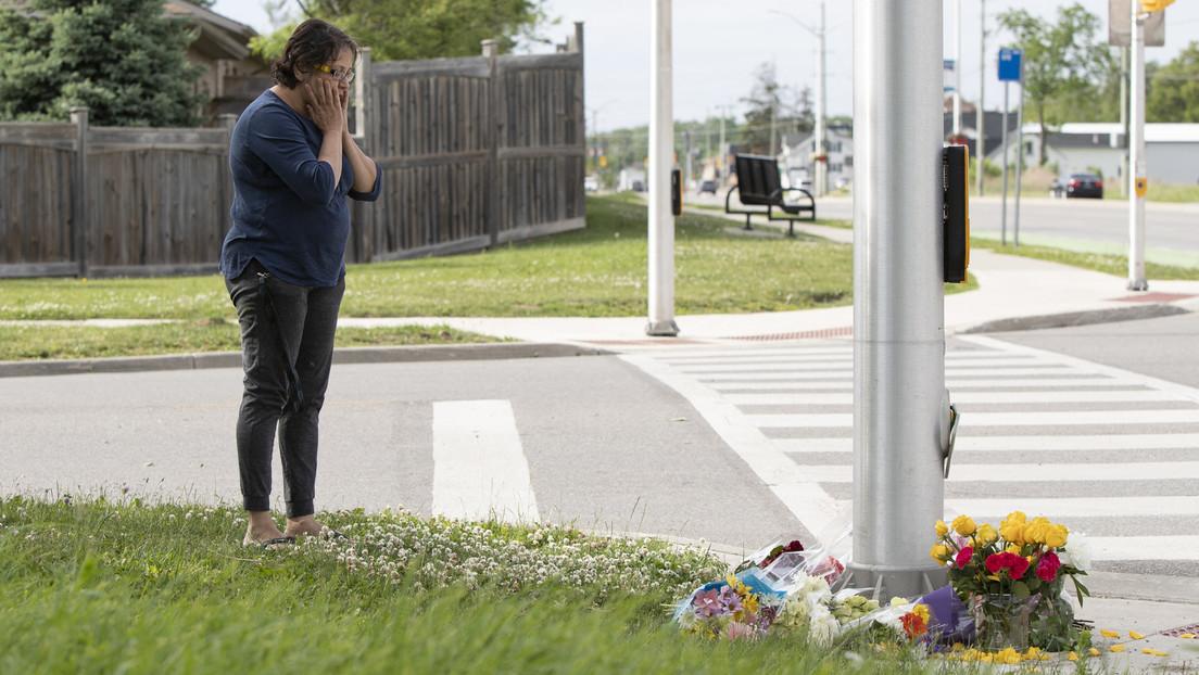 """""""Hassverbrechen"""" in Kanada: Vier Mitglieder einer muslimischen Familie beim Angriff mit Auto getötet"""