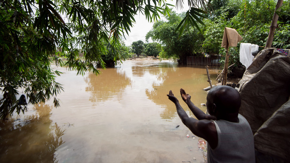 Afrika: Gewaltige Unterwasserlawine spült Schlamm weit in den Ozean und verursacht Internetstörungen