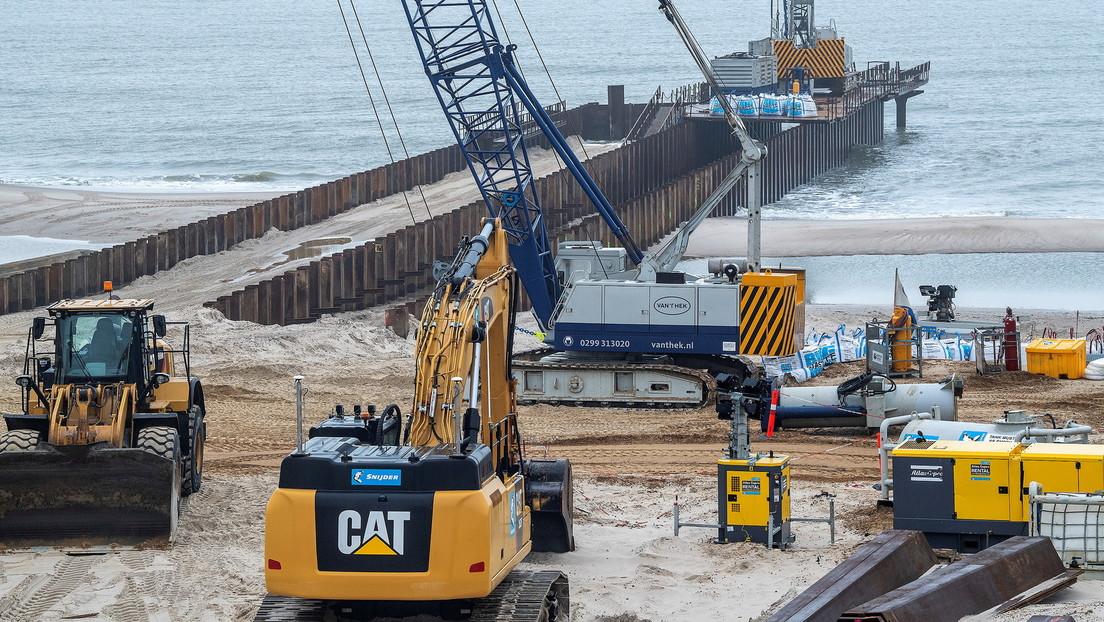 Polen ist besorgt über den Baustopp der Baltic Pipe – Duda will sich mit Biden treffen