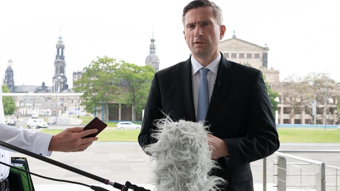 Sächsischer Verfassungsschutz sammelte illegal Daten über Vize-Ministerpräsident Dulig