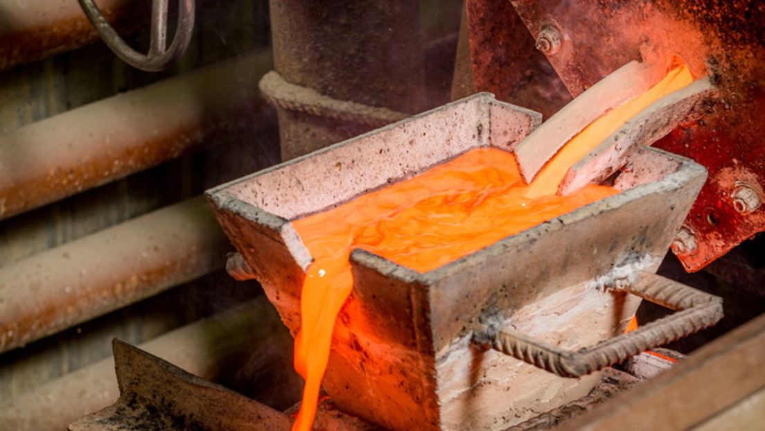Russlands Vorrat an Goldreserven reicht für die nächsten 40 Jahre