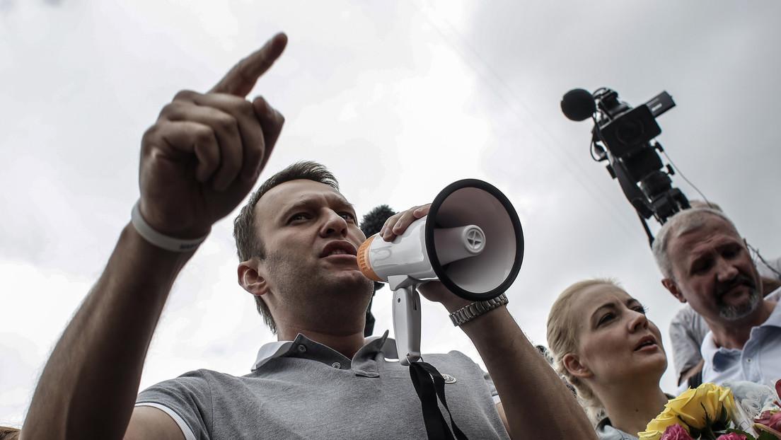 Nawalnys Tochter nimmt in Genf Menschenrechtspreis für ihren Vater entgegen