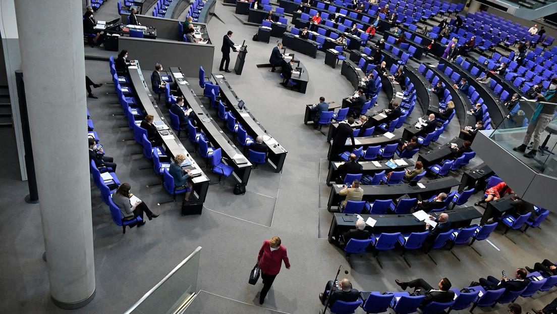 LIVE: Bundestags-Sitzung | 80. Jahrestag des Überfalls auf Sowjetunion | Maskenskandal von Spahn