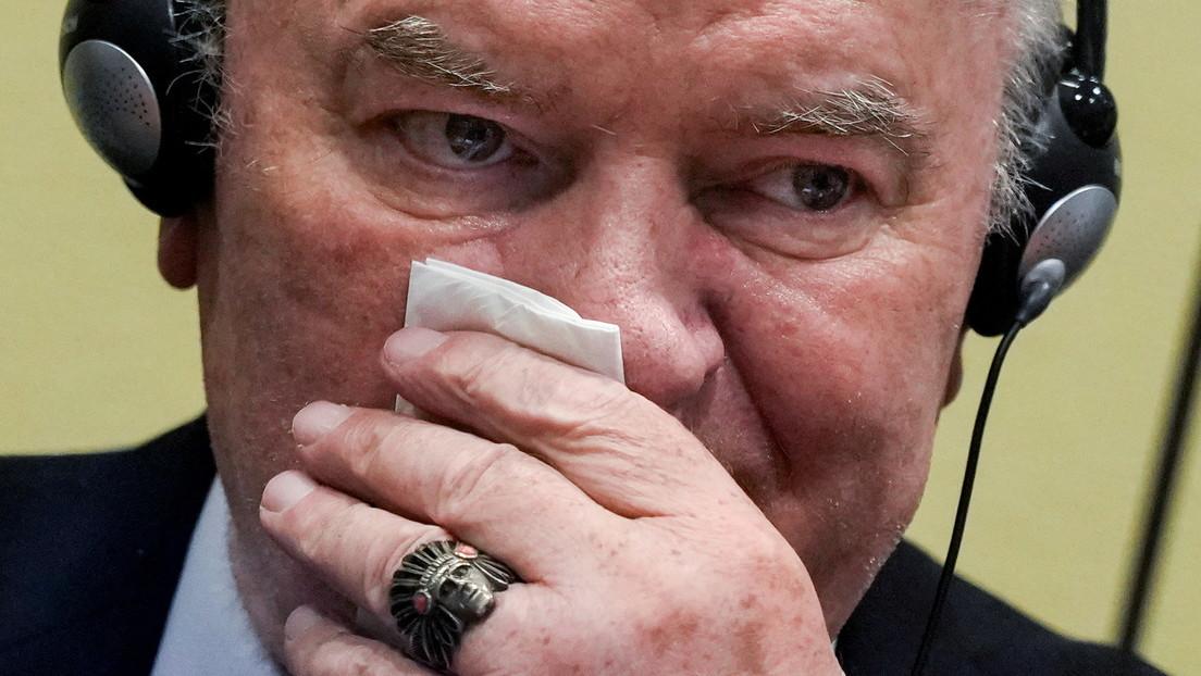 """""""Mangel an Gerechtigkeit"""" – Russlands UNO-Mission kommentiert Urteilsbestätigung gegen Mladić"""
