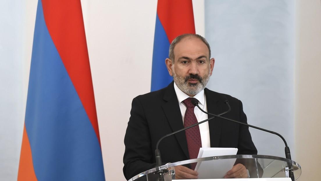 Armeniens Ministerpräsident bereit, seinen Sohn gegen armenische Kriegsgefangene in Baku zu tauschen