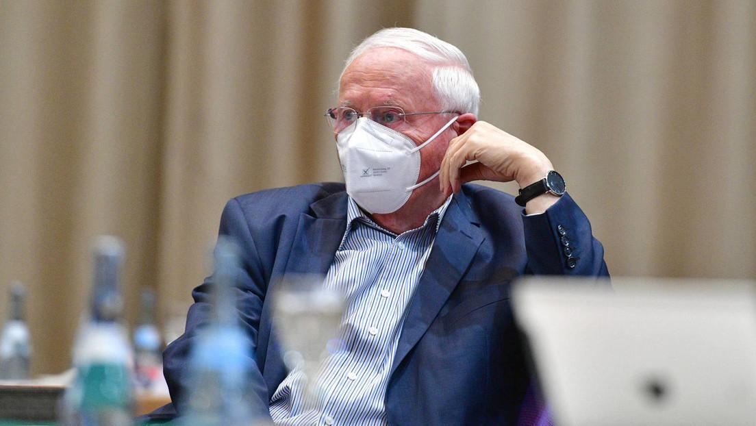 Nach Wahlschlappe in Sachsen-Anhalt: Oskar Lafontaine denkt über Fusion von SPD und Linke nach