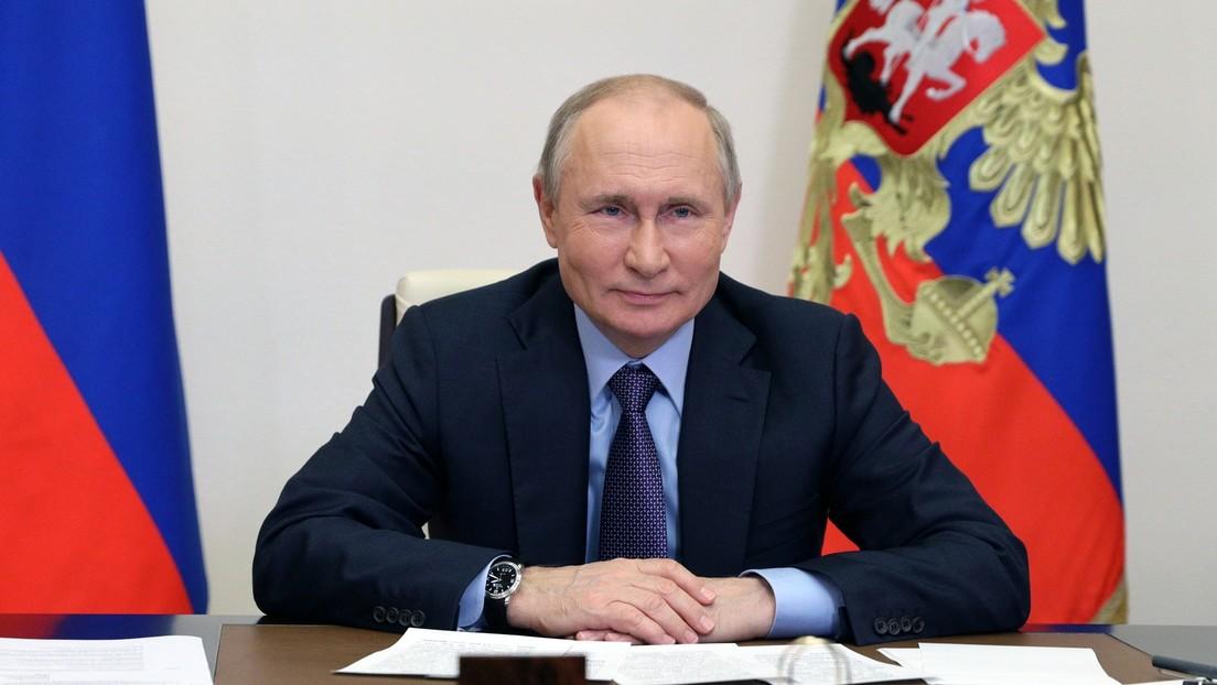 """""""Ähnelt Nazideutschland"""": Putin kritisiert ukrainisches Stammvölker-Gesetz"""