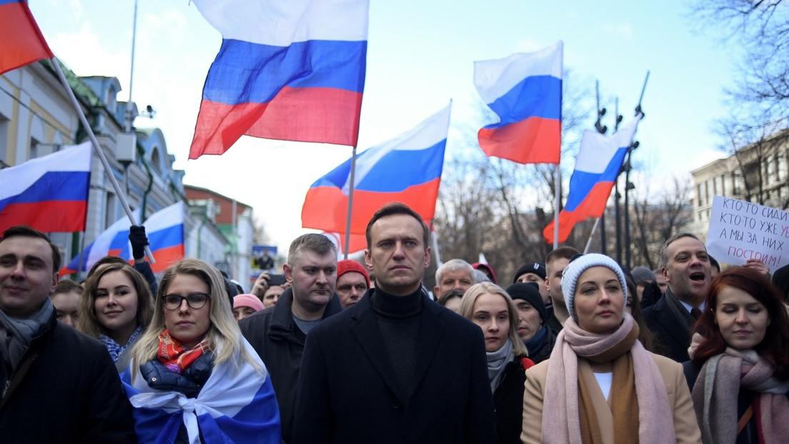 Russland: Gericht stuft Nawalnys Anti-Korruptions-Stiftung und Regionalstäbe als extremistisch ein