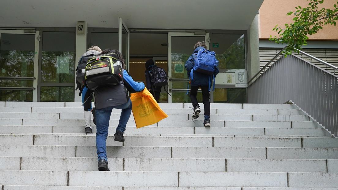 Ein bisschen mehr Freiheit: Rheinland-Pfalz erlaubt Grundschülern Pausenzeit ohne Masken