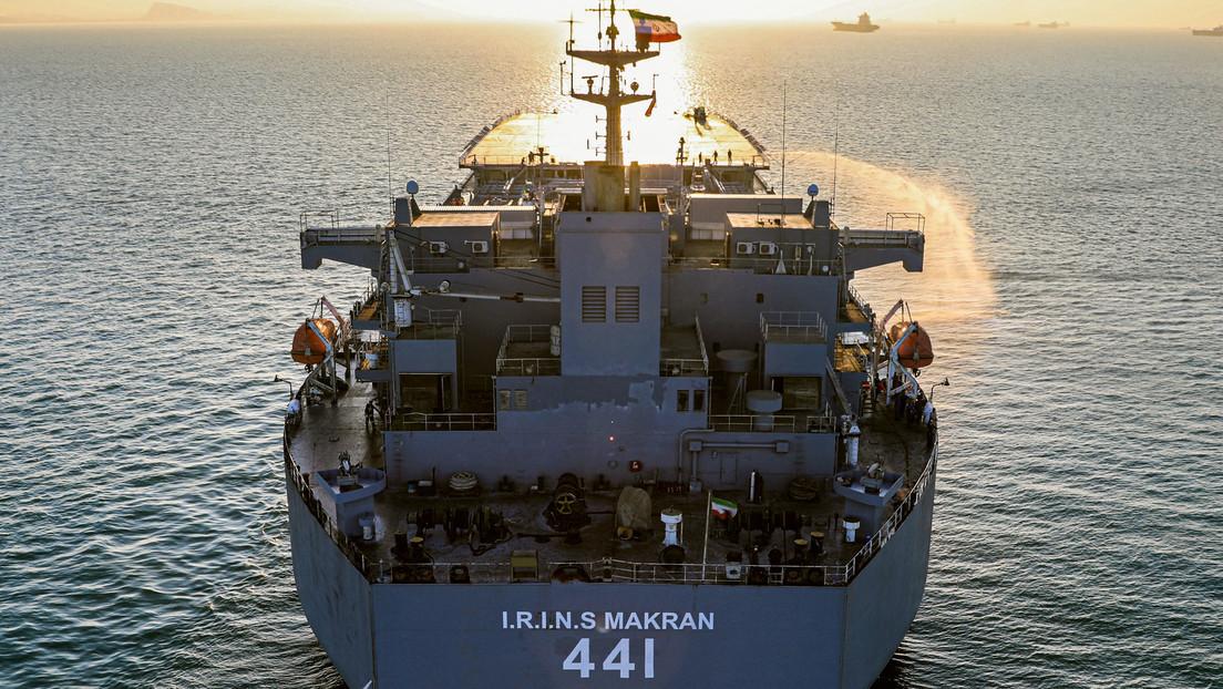 USA warnen Venezuela und Kuba vor Anlegen iranischer Kriegsschiffe in ihren Häfen