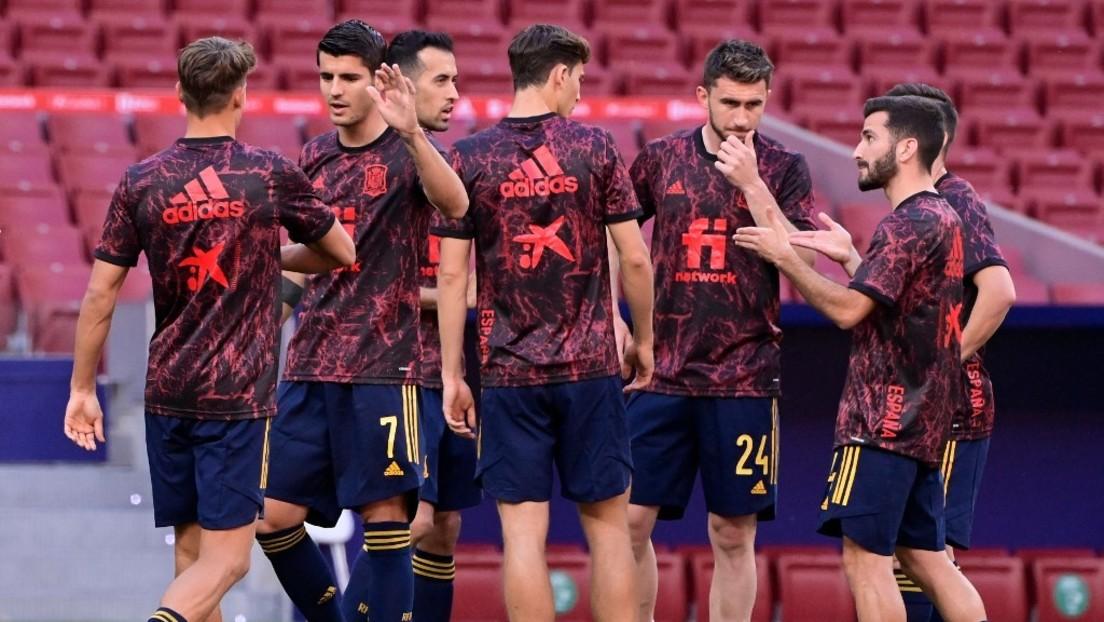 Spaniens Nationalspieler sollen von der Armee mit BioNTech geimpft werden