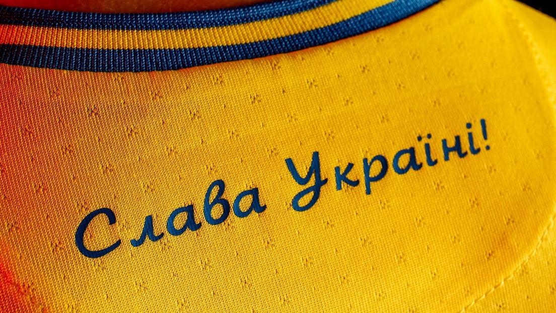 "UEFA: Ukraine muss ""politische"" Trikots teils umgestalten"