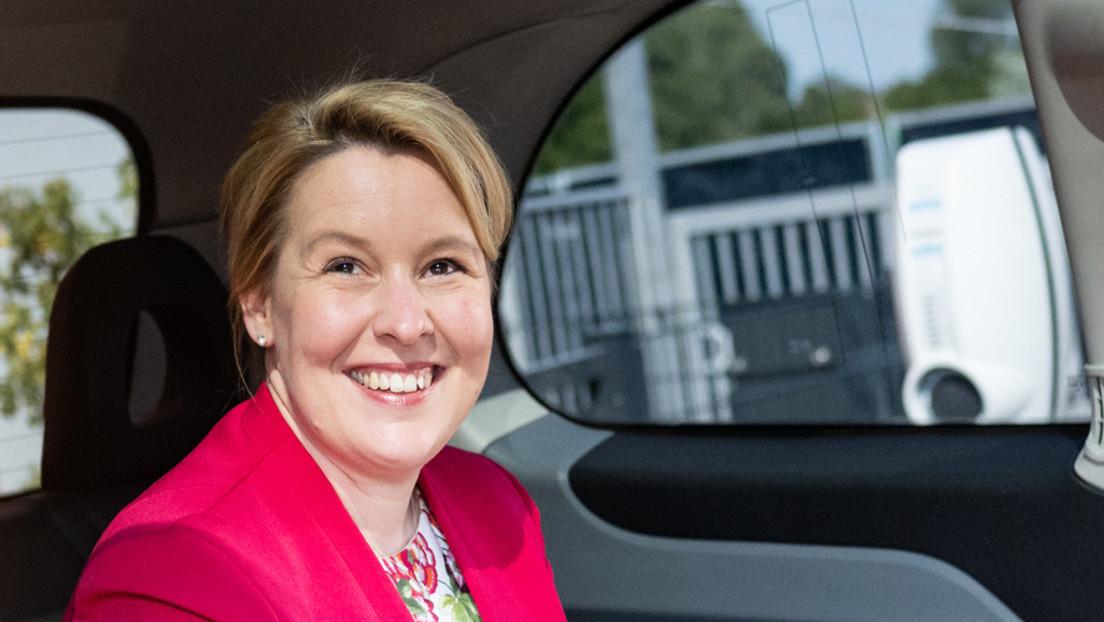 Ex-Bundesfamilienministerin Franziska Giffey verliert Doktortitel