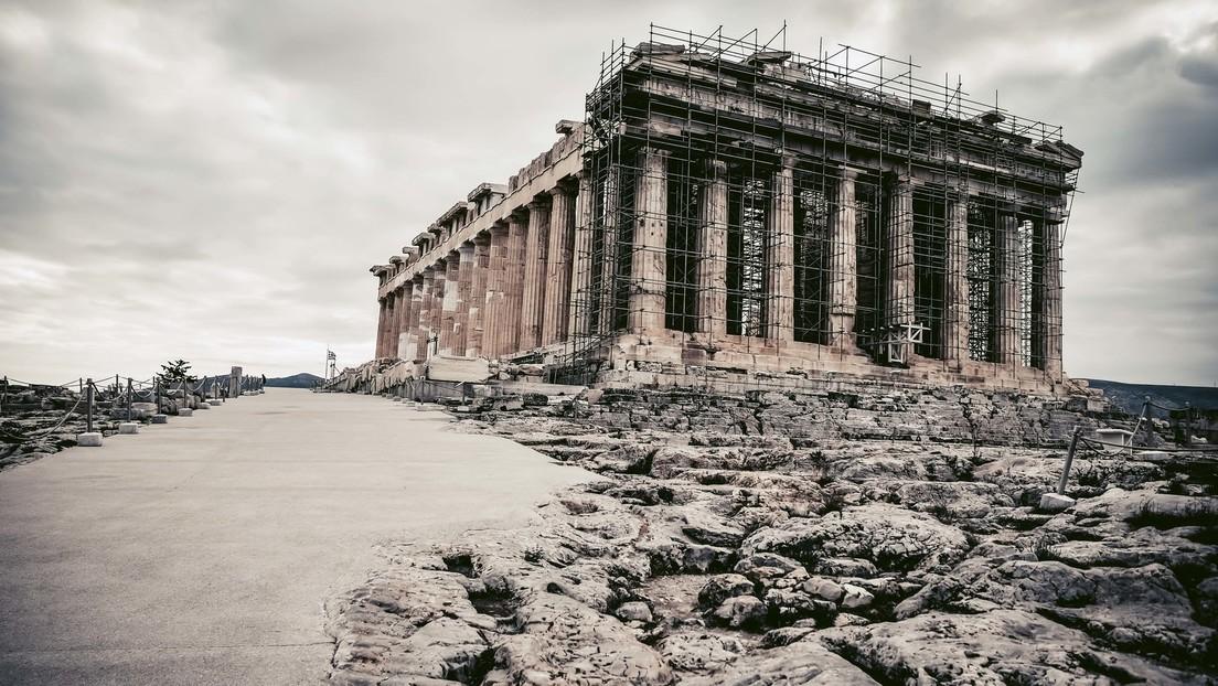 Die Athener Akropolis wird betoniert – Bereit für den barrierefreien Massentourismus