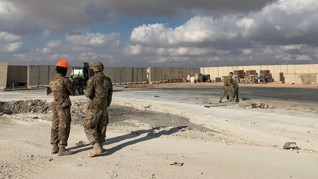Nach Besuch eines iranischen Generals im Irak: Mehrere Raketen treffen erneut US-Stützpunkte
